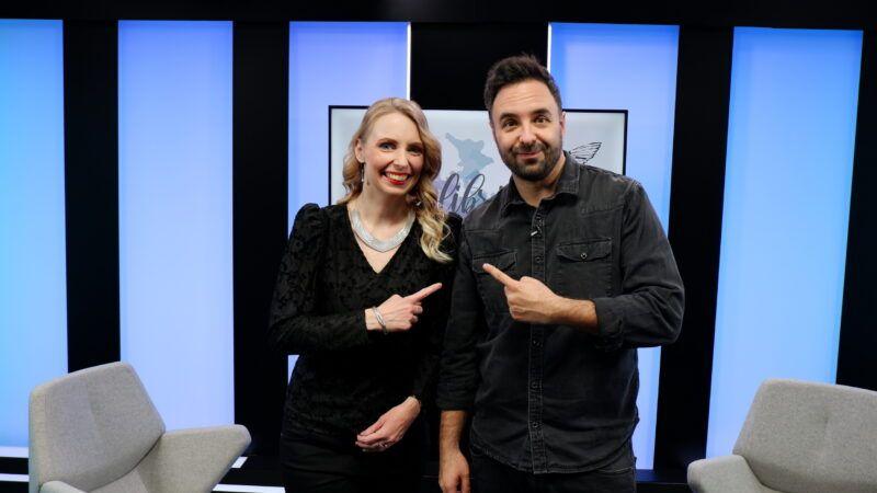 Poznati hrvatski glumac Jan Kerekeš novi je gost emisije KolibriS