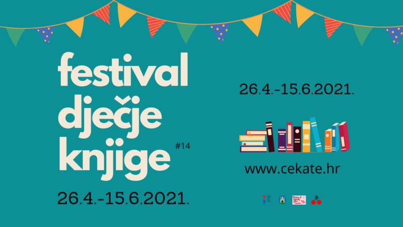 Počinje 14. Festival dječje knjige i manifestacija 'Uberi priču'
