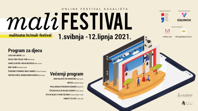Stiže nam Mali festival: Ne propustite devet nezavisnih kazališta i dvanaest predstava za svačiji ukus