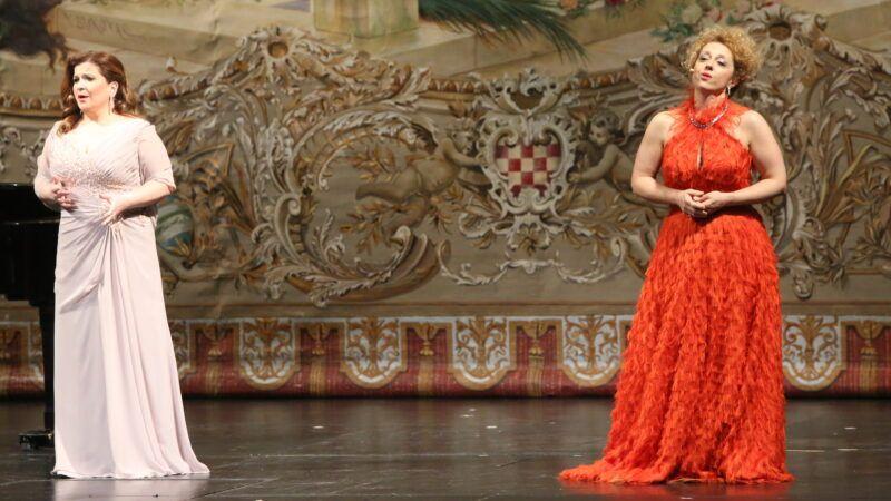 Premijera opere 'Orfej i Euridika' u Hrvatskom narodnom kazalištu u Zagrebu