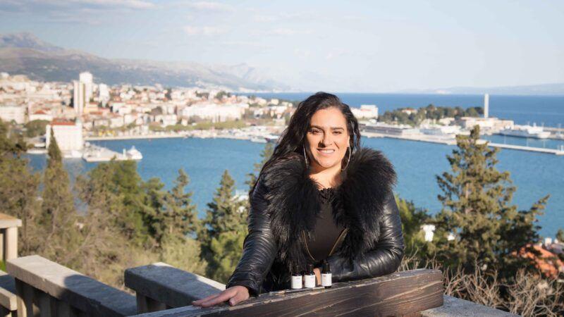 Ovo je žena koja je usrećila brojne Hrvatice: Osmislila je kozmetičku liniju zbog koje će vam koža biti zahvalna