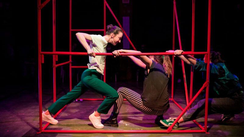 Teatar CIRKUS: Iako za sada u Hrvatskoj ne postoji institucija koja se bavi cirkuskom umjetnošću, pojedinci i udruge već godinama rade na razvoju cirkuske scene