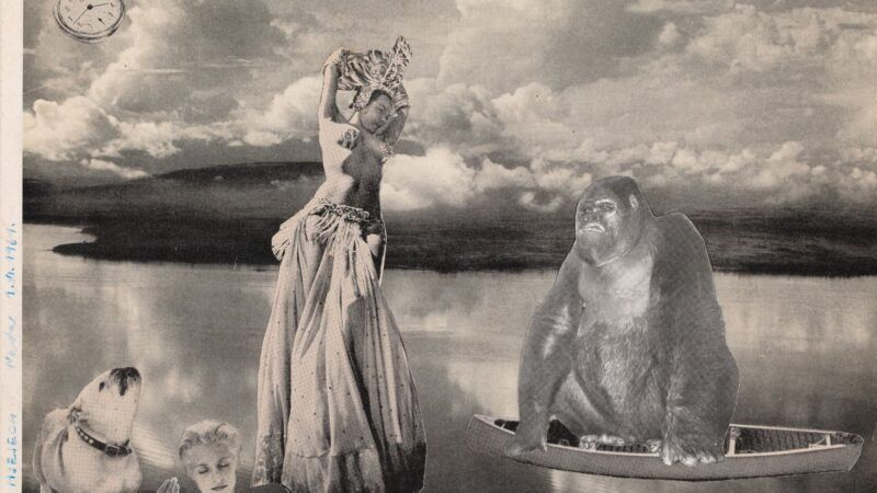 Izreži i zalijepi: Kolaži Inke Švertasek i Nade Vrkljan-Križić u Galeriji Spot