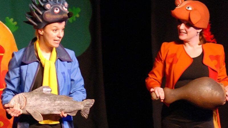 Nova predstava za najmlađe: Ježeva kućica seli se u KUC Travno