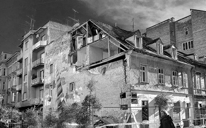 Prvo otvorenje izložbe u obnovljenom Fotoklubu Zagreb nakon više od godine dana
