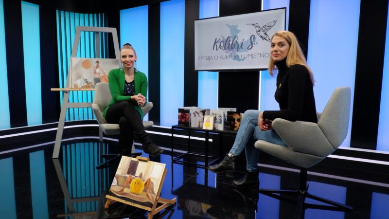 Marina Ćorić u emisiji KolibriS: Fotografija je dosta neposredna, nema prostora za laži i skrivanje
