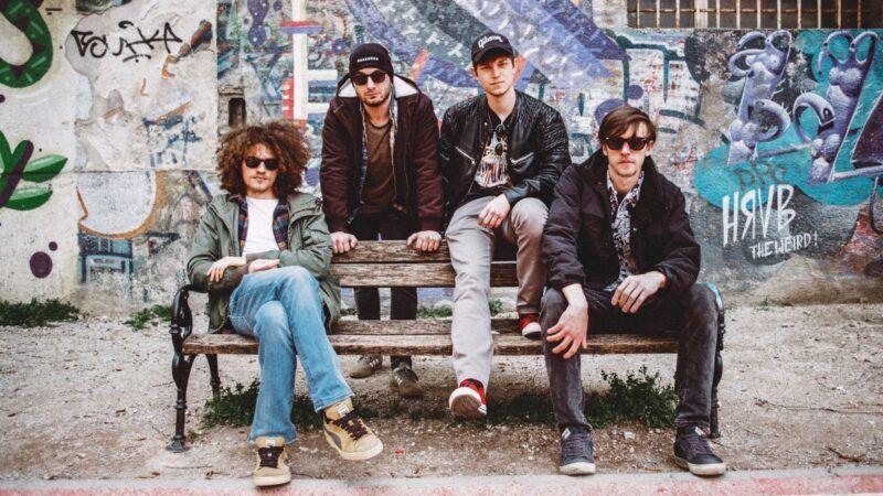 Iz zagrebačkih garaža rodio se bend Munchmen koji je nedavno predstavio svoj prvi EP album