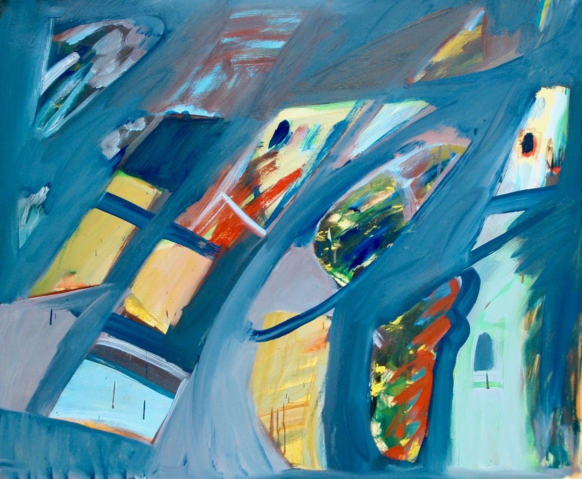 Galerija Kurija Muzeja Prigorja poziva na izložbu slika Frane Radak: Mala retrospektiva