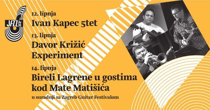 Jazz.hr najavio tri sjajna koncerta u lipnju u sklopu proslave svog 30. rođendana!