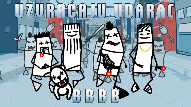 Satiričan pogled na goruće društveno-političke probleme regije i poznata lica u novom animiranom serijalu