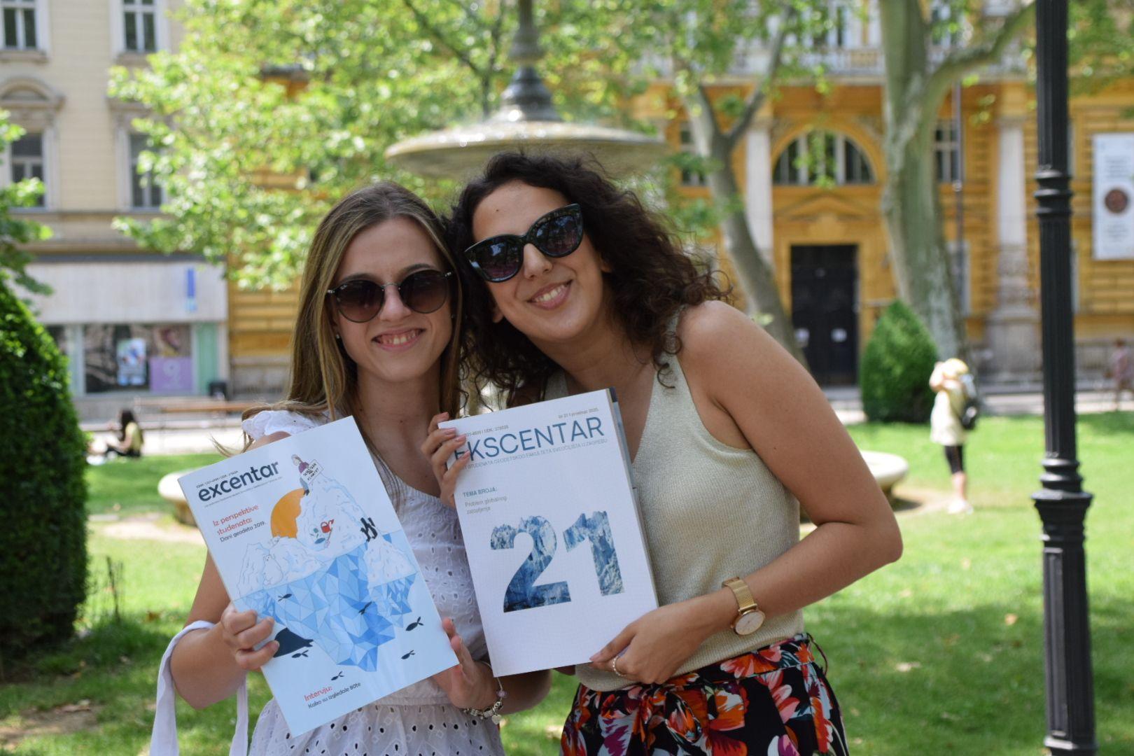 Vrijedni studenti Geodetskog fakulteta izdali još jedan stručni časopis Ekscentar
