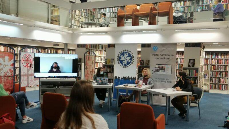 Udruga CERM organizirala je treće izdanje projekta Čitaj, pitaj: U središtu ovogodišnjeg projekta bili su novi oblici književnosti