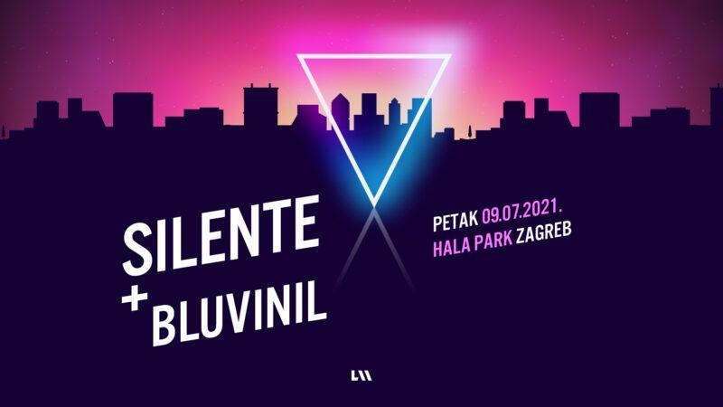 Veliki koncert u Hala Parku u Zagrebu: Silente i BluVinil nastavljaju zajedničku turneju