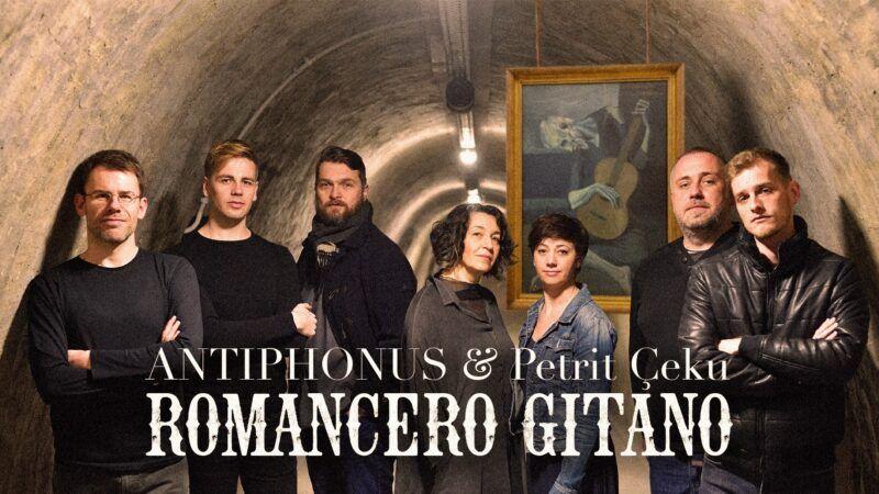 Poznati hrvatski vokalni ansambl Antiphonus ponovno će stati uživo pred svoju vjernu publiku