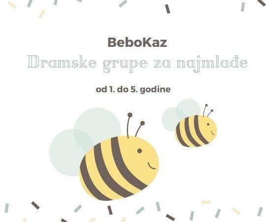Teatar na Trešnjevcu pokreće BeboKaz: Predstave namijenjene djeci od 1 do 5 godina