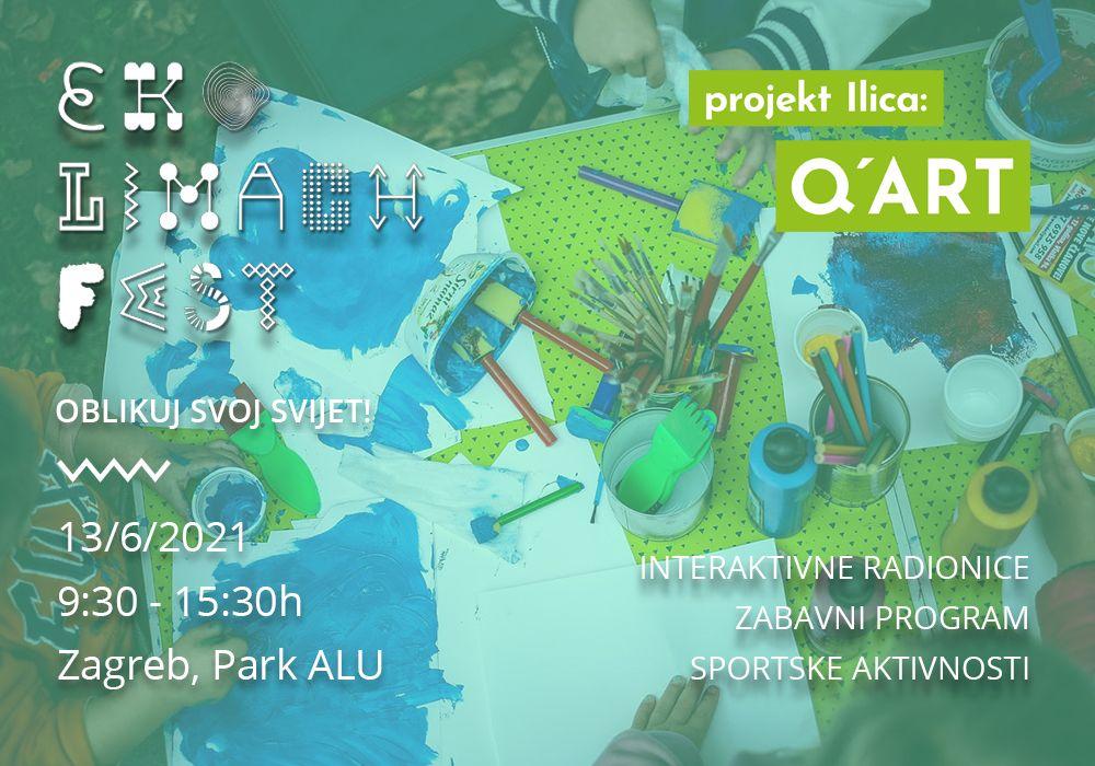 Eko Limach Fest: Zelena edukacija kroz igru za male i velike u srcu grada