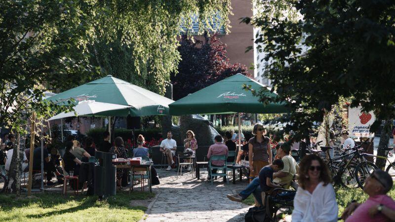 Prvi tjedan ljeta na Booksi u parku!