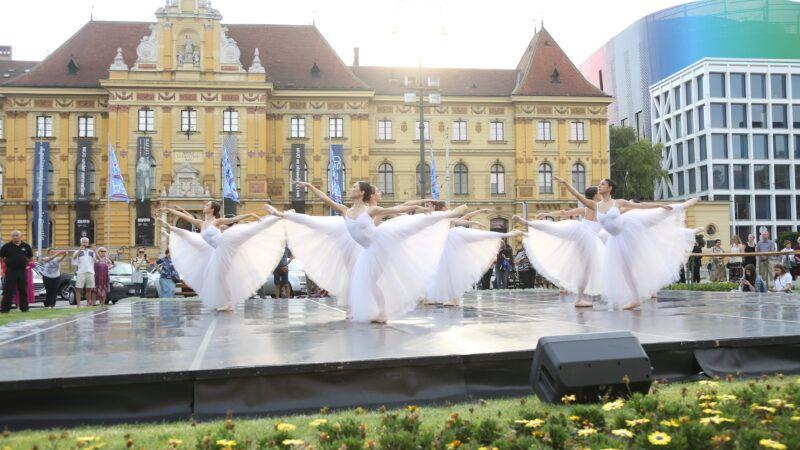 Održan zajednički program Drame, Opere i Baleta u sklopu Festivala Ljetne večeri HNK u Zagrebu