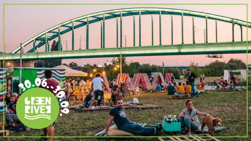 Zagrebački festival ispod Hendrixovog mosta donosi obilje zabave: Neki Novi Klinci i izbor za Miss Save i Savskog Tarzana na Green Riveru