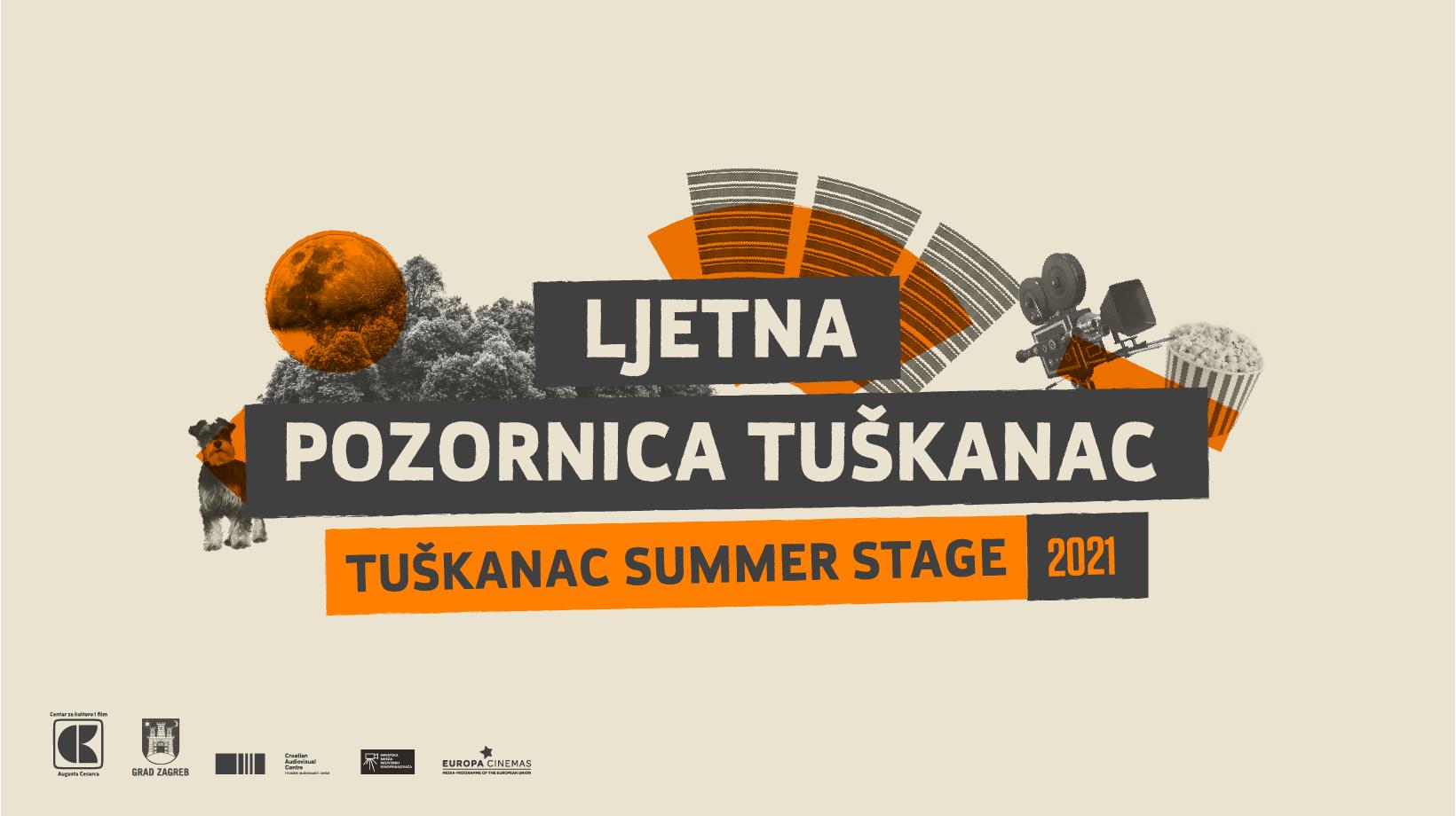 Prva polovica srpnja na Ljetnoj pozornici Tuškanac rezervirana je za izvrsne filmske naslove