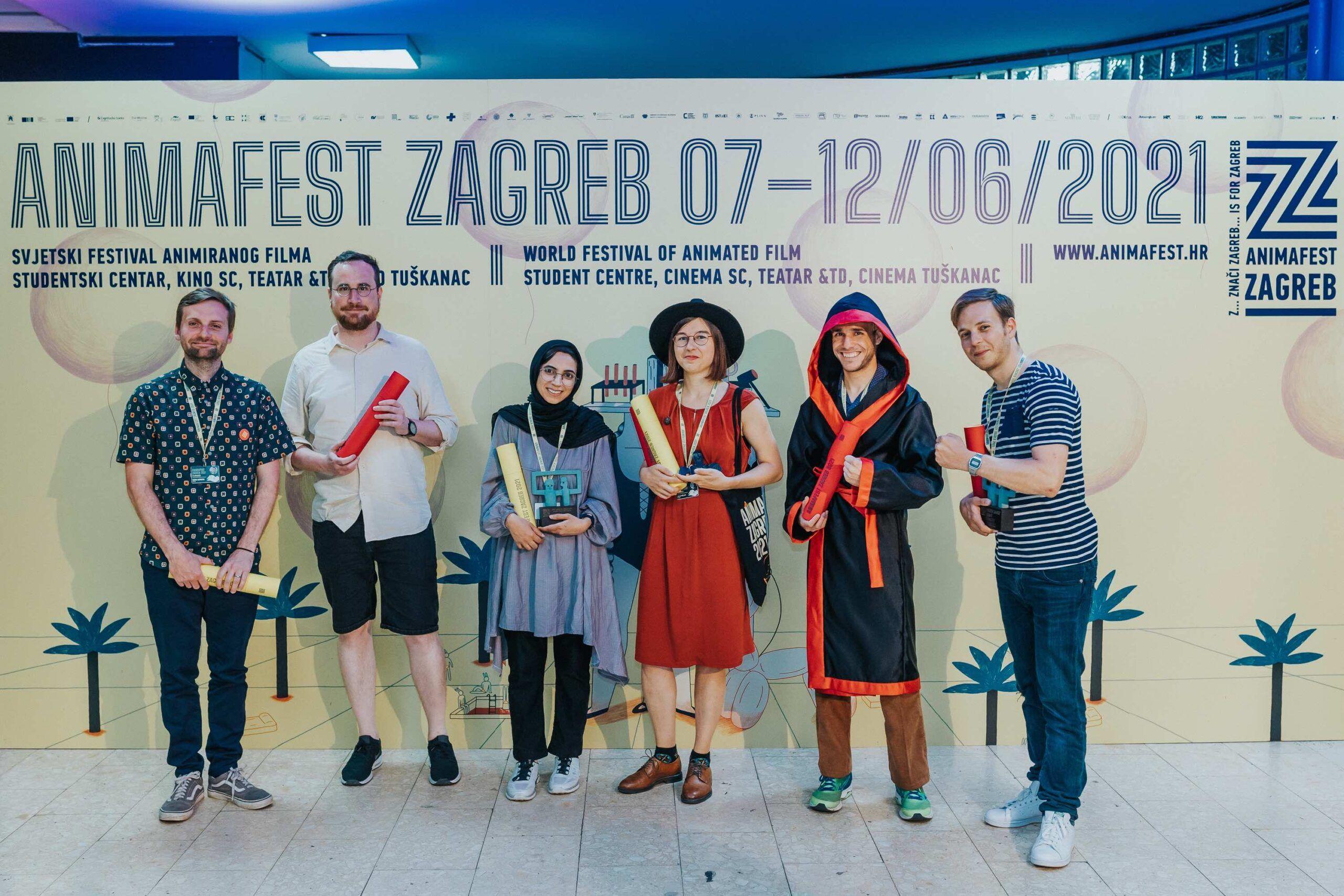 Pobjednici 31. Svjetskog festivala animiranog filma – Animafest Zagreb