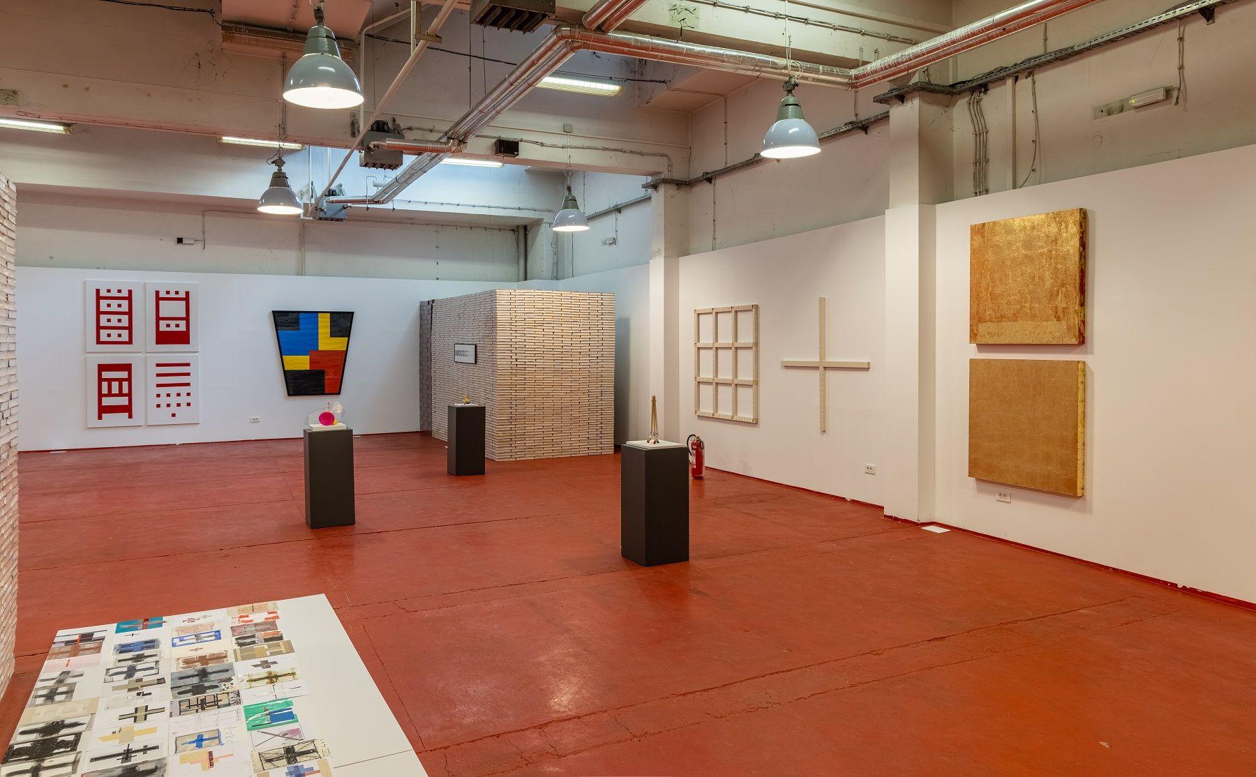 Otvorena izložba Radikalne Geometrije u prostoru LEXART Skladište