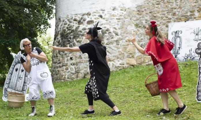 Bajka za van: Predstave za djecu u parku Ribnjak ove nedjelje