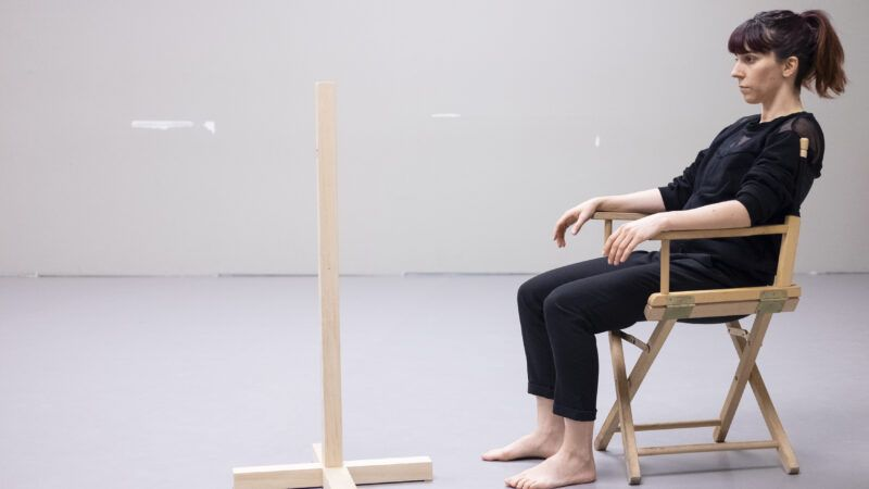 Premijera predstave 'Paravan' u Zagrebačkom plesnom centru