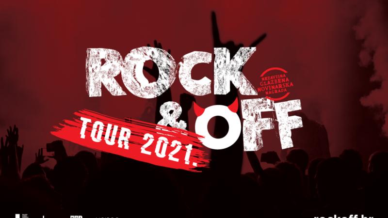 Rock&OFF Tour 2021. kreće sutra: Donosimo novosti i izmjene!
