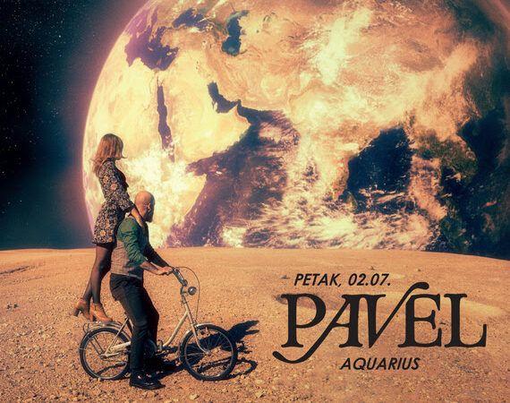Omiljena zagrebačka grupa Pavel na terasi kluba Aquarius