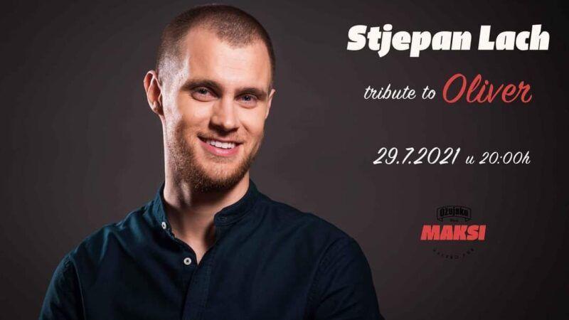 Večer posvećena Oliveru: Najveće hitove starog morskog vuka izvodi mladi glazbenik Stjepan Lach