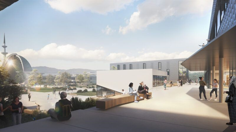 Islamski centar u Zagrebu uskoro će zasjati u novom ruhu: Pogledajte kako će izgledati kulturno-obrazovni centar na Borovju