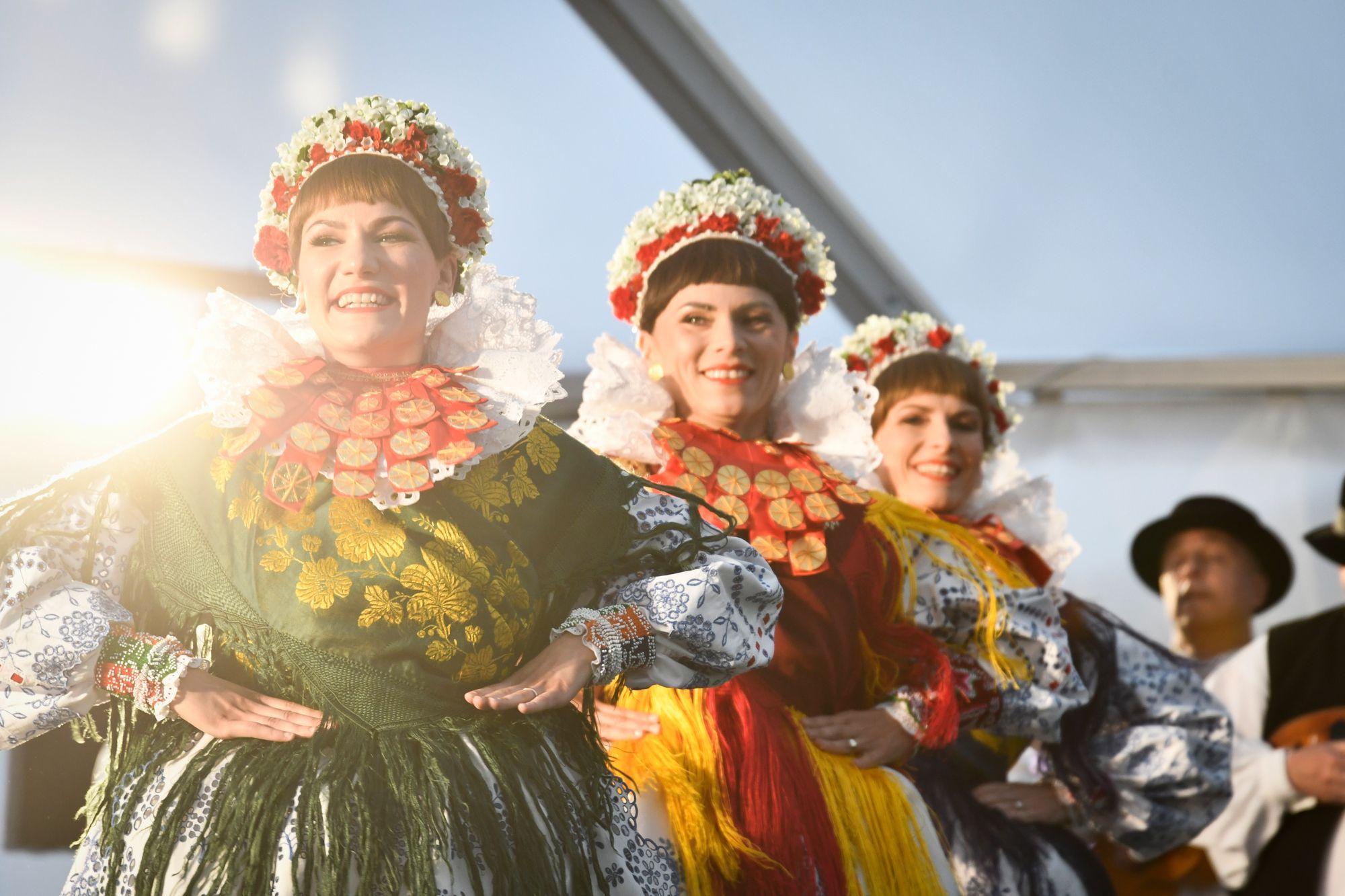 Nakon povratka iz Poljske, Ansambl LADO ostatak srpnja provest će na ljetnoj turneji u Hrvatskoj i inozemstvu