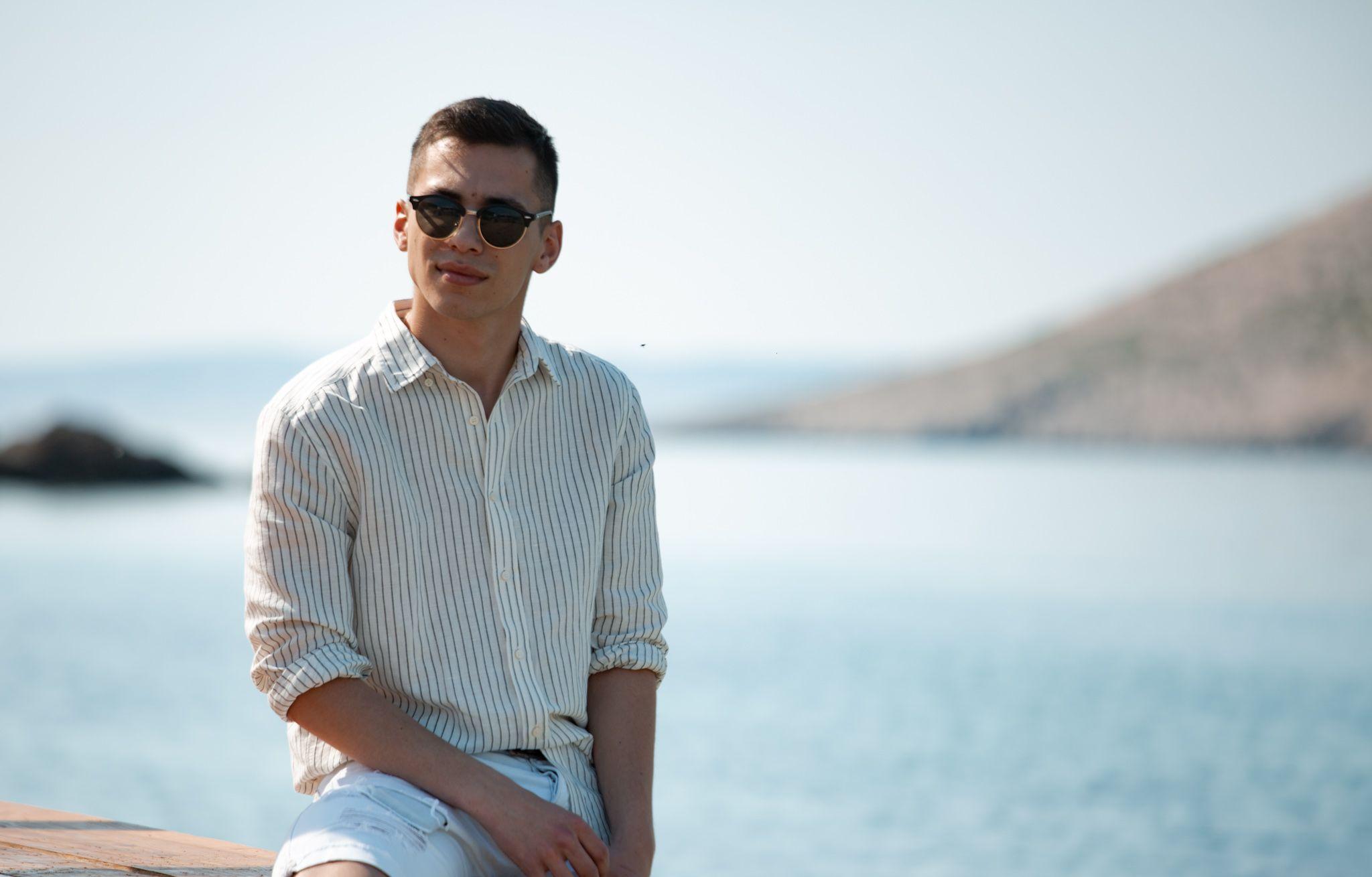 Mladi glazbenik vrući zagrebački asfalt zamijenio za hlad na otoku Rabu na kojem sprema novi singl