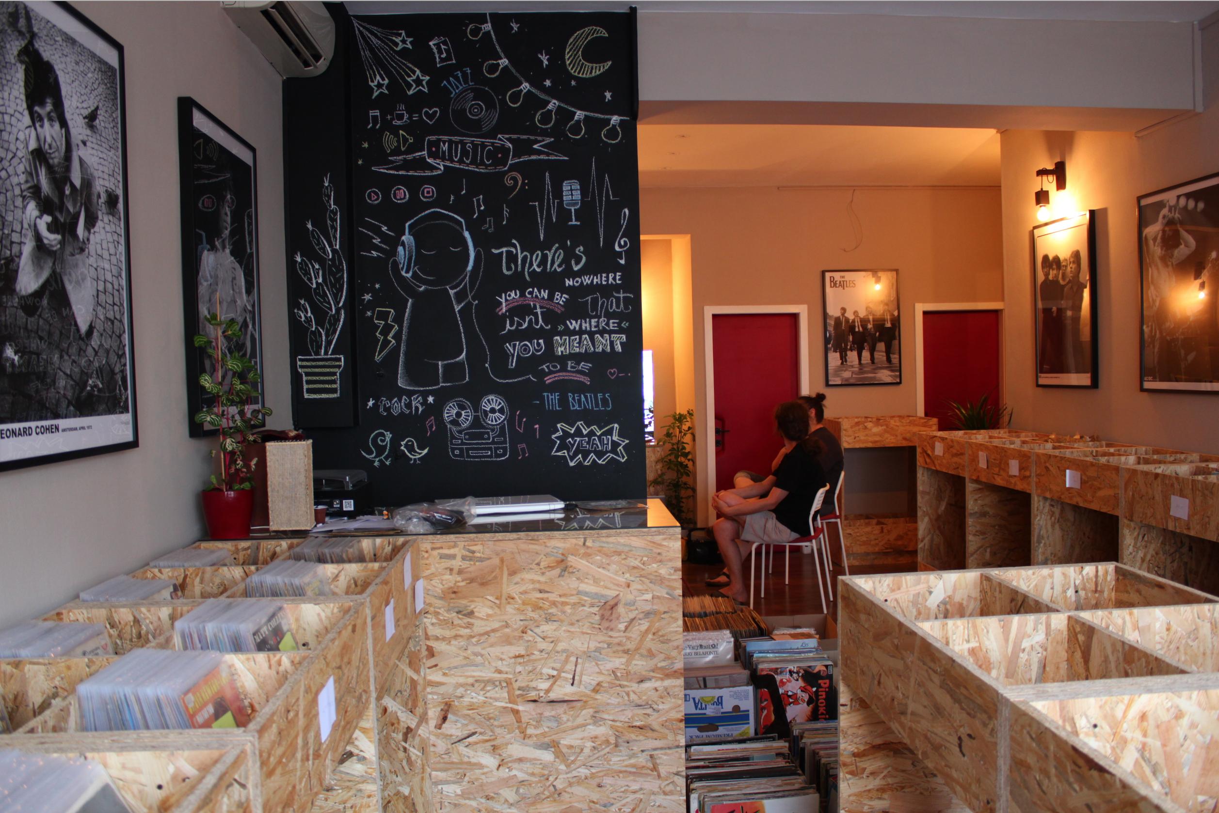 Prodavaonica ploča 'Analogni zvuk' u zagrebačkoj Dubravi koja će vas oduševiti