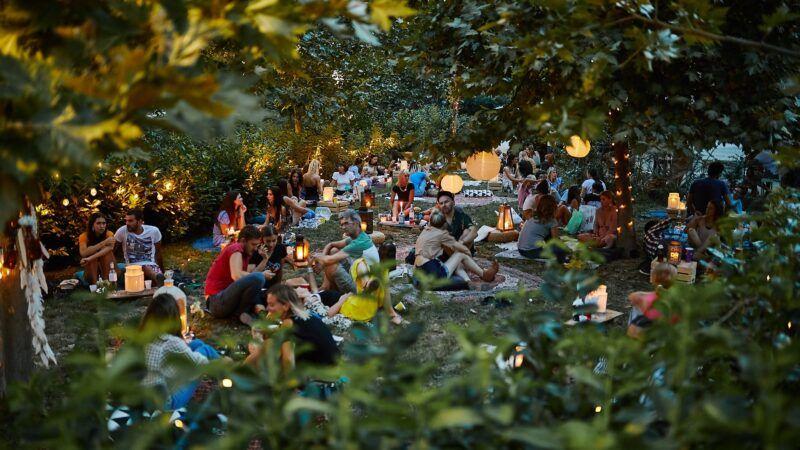 Mali piknik svakog petka u kolovozu pretvara Gornji grad u mjesto susreta