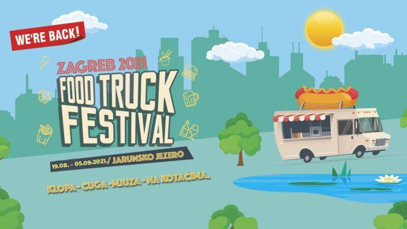 Na Jarun se vraća omiljeni Food Truck Festival