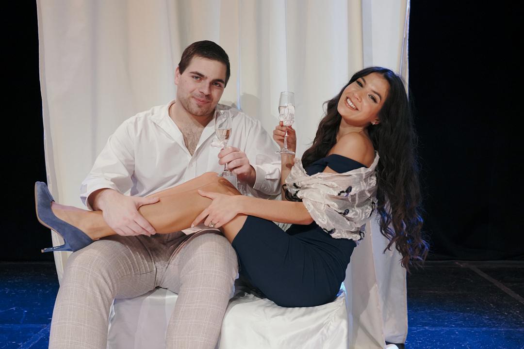 Josipa Anković i Josip Ledina: Zanima nas kazalište koje budi dijapazon emocija u gledatelju i zato se bavimo životnom tematikom muško-ženskih odnosa