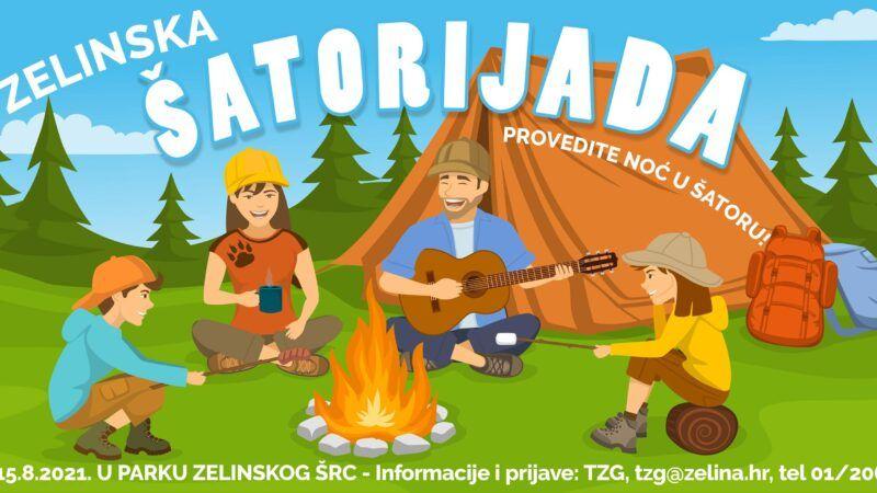 Krenite na izlet nadomak Zagreba: Opustite se i zabavite na 5. Zelinskoj šatorijadi
