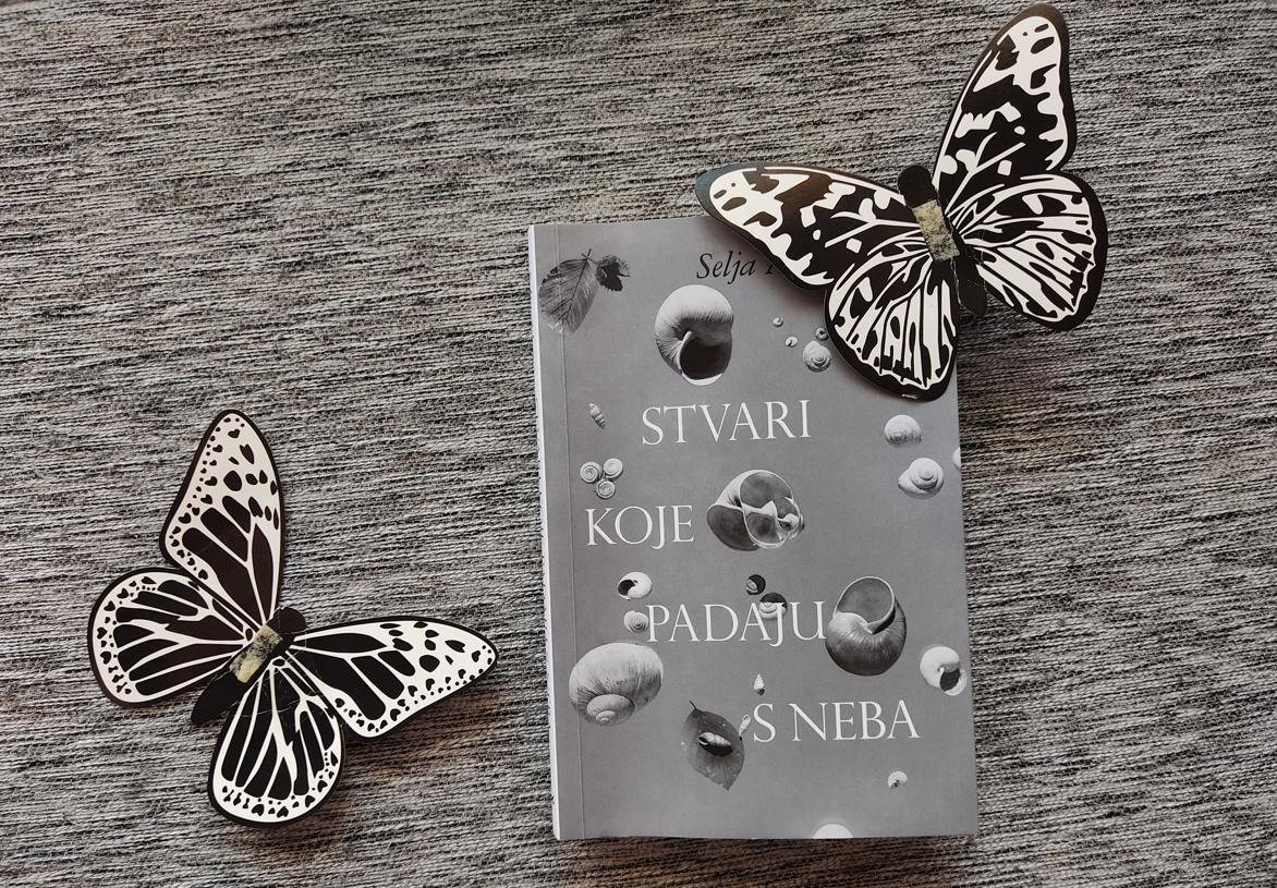 'Stvari koje padaju s neba': Roman koji nas uči kako – unatoč boli i gubitku – nastaviti živjeti