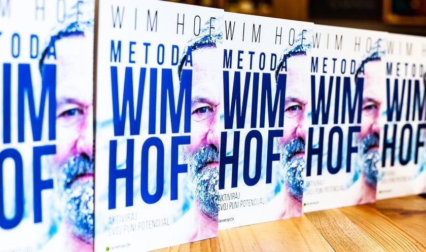 U svojoj najnovijoj knjizi Metoda Wim Hof, ekstremni sportaš mijenja način na koji ljudi shvaćaju svjesnost i ljudski potencijal