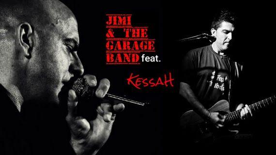 JIMI & THE GARAGE BAND feat. KESSAH predstavljaju singl 'Moje bitke tvoje rane'!