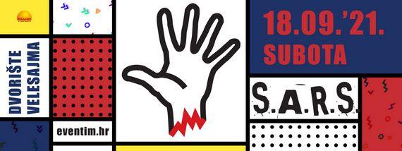S.A.R.S. ponovno u Zagrebu: Sprema se veliki koncert na Velesajmu