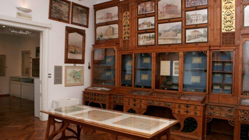 U Muzeju suvremene umjetnosti predstavit će se reprezentativna cjelina Hrvatskog školskog muzeja – Pariška soba