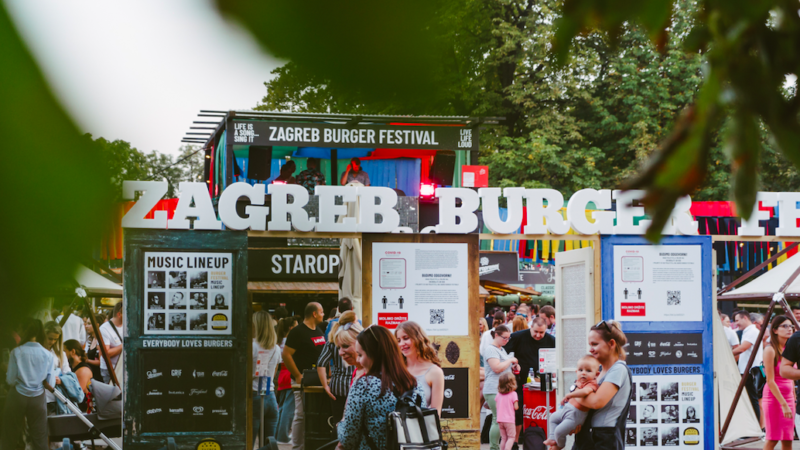 Rapsodija okusa na šestom izdanju Zagreb Burger Festivala: Izabrali smo najbolje od najboljih!