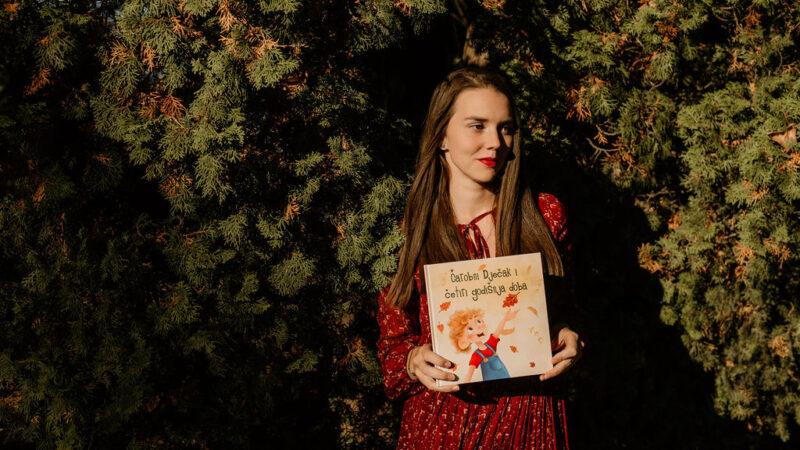 Marijana Brcko: 'Čarobni Dječak i četiri godišnja doba' priča je o pridavanju vrijednosti drugima čak i kad se veoma razlikuju od nas