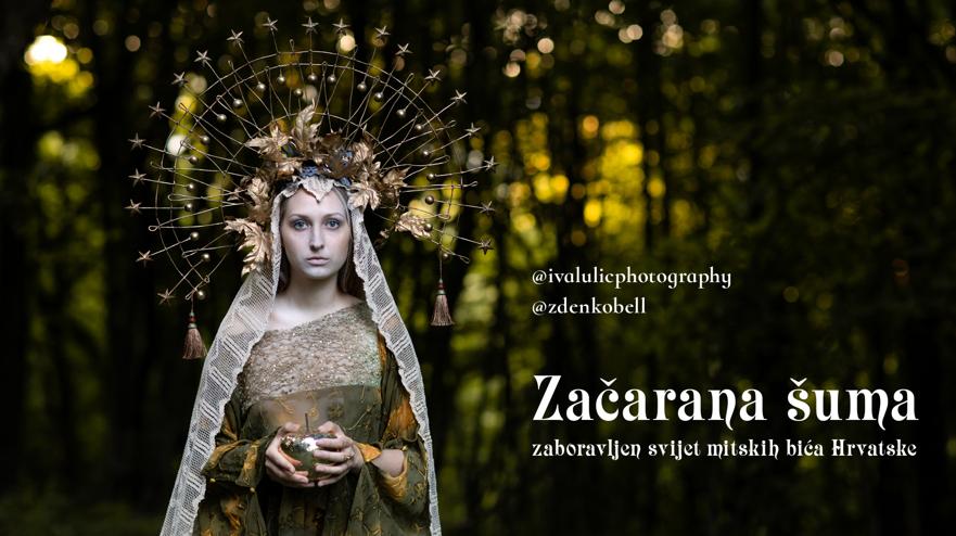 Začarana šuma: Objavljena digitalna slikovnica o mitskim bićima Hrvatske