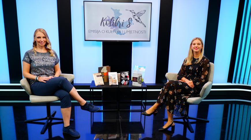 Iva Kožnjak u emisiji Kolibris: 'U mom poslu najviše me vesele zadovoljni izrazi lica ljudi nakon razgleda izložbe'