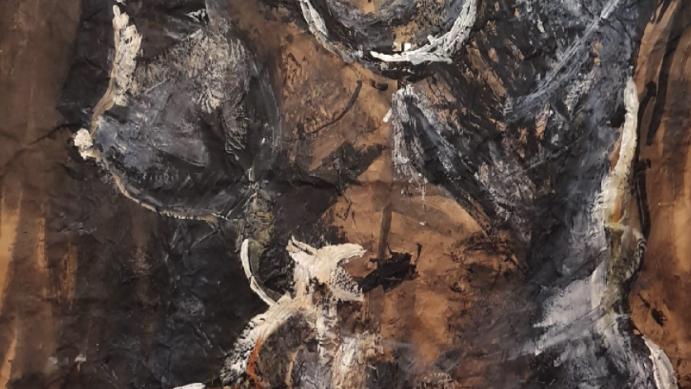 Samostalna izložba akademske umjetnice Georgette Yvette Ponté u Galeriji Idealni grad
