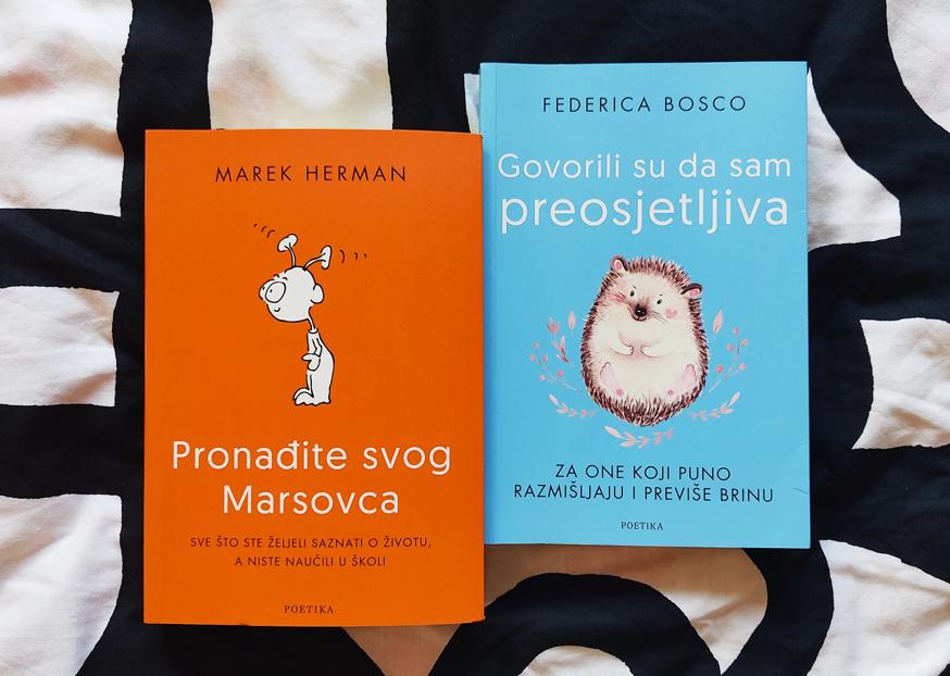 'Govorili su da sam preosjetljiva' i 'Pronađite svog Marsovca': Dvije knjige zbog kojih ćete bolje razumjeti sebe i svijet oko sebe